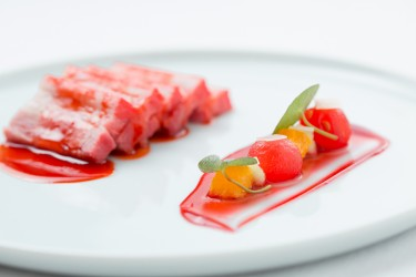 Dong Po - Dong Po, Schweinebauch, Wassermelone, Galgant