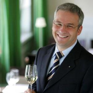 Sommelier Markus Del Monego, MW